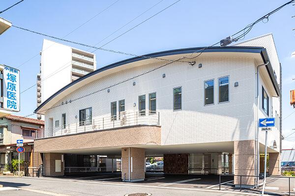 塚原医院外観 2018年 11月