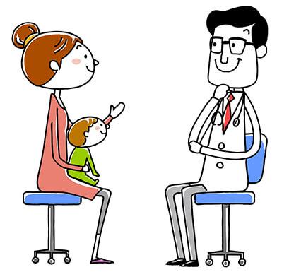 乳・幼児健診